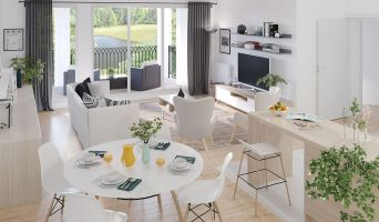 Photo n°2 du Résidence « Amsterdam » programme immobilier neuf en Loi Pinel à Le Plessis-Robinson
