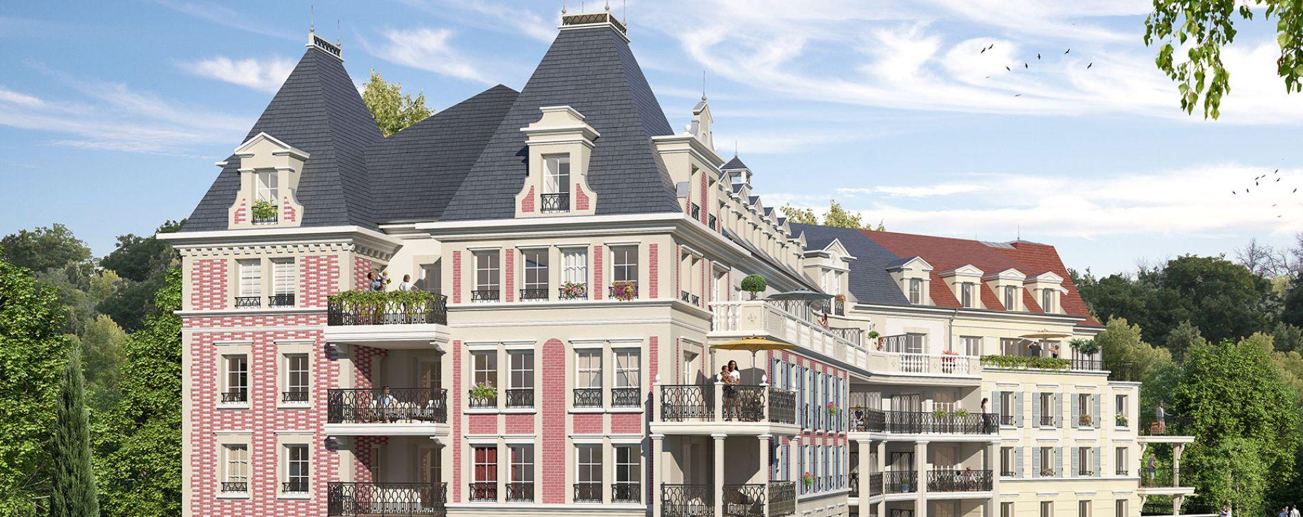 Le Plessis-Robinson : programme immobilier neuve « Le Piquet »