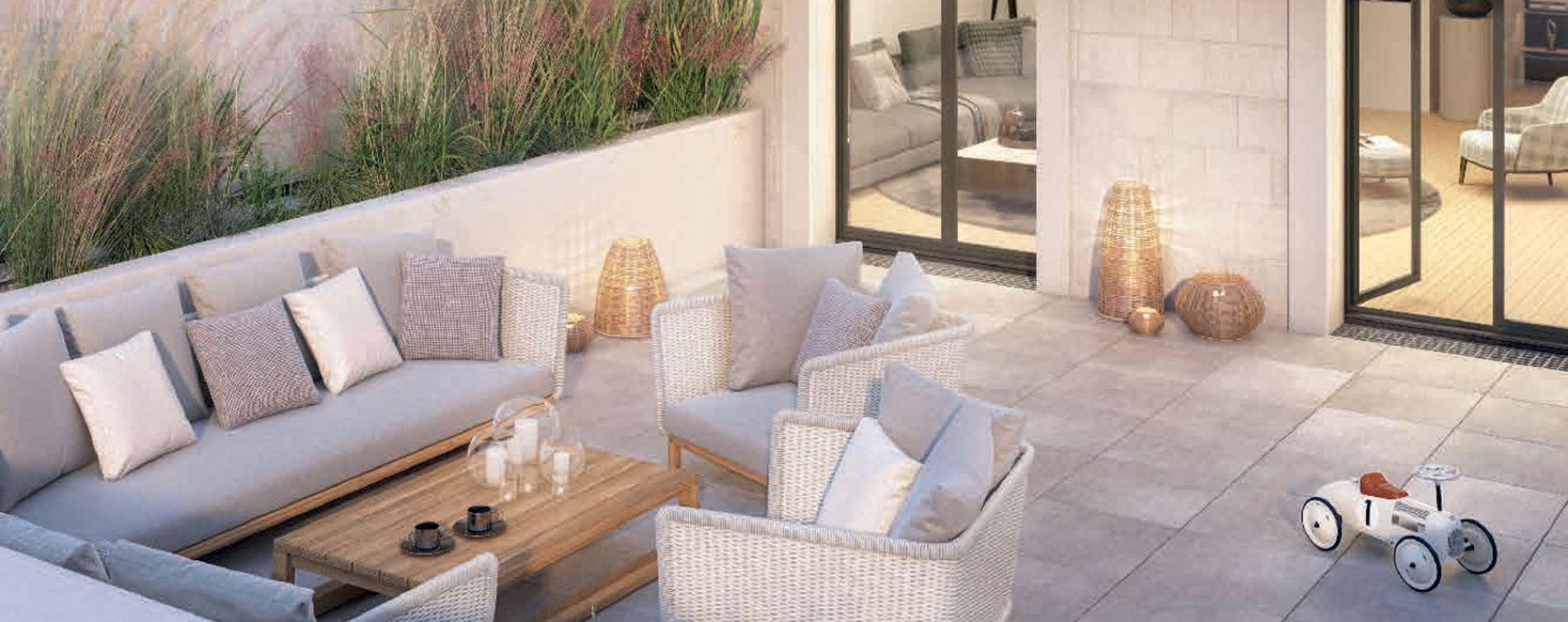 Levallois-Perret : programme immobilier neuve « 45 Chaptal » en Loi Pinel (2)