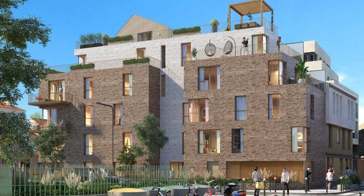 Photo du Résidence « 29 Renan » programme immobilier neuf en Loi Pinel à Malakoff