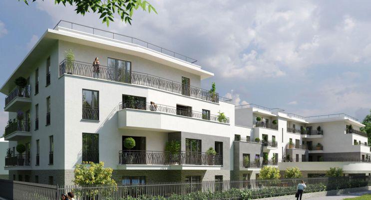 Photo du Résidence «  n°217889 » programme immobilier neuf à Marnes-la-Coquette