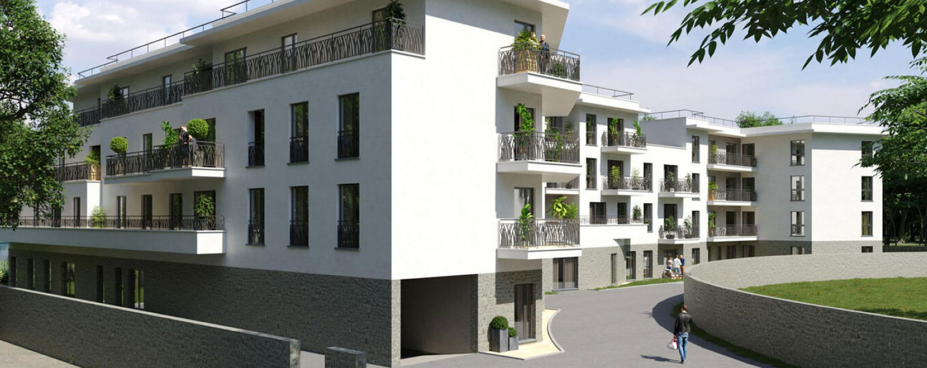 Résidence Palazzo à Marnes-la-Coquette