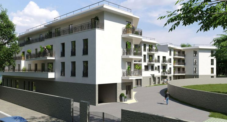 Photo du Résidence « Palazzo » programme immobilier neuf à Marnes-la-Coquette