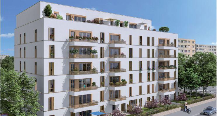 Meudon programme immobilier neuf « Le Deltâ