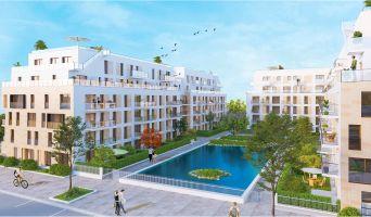 Meudon programme immobilier neuf « Miroir d'O