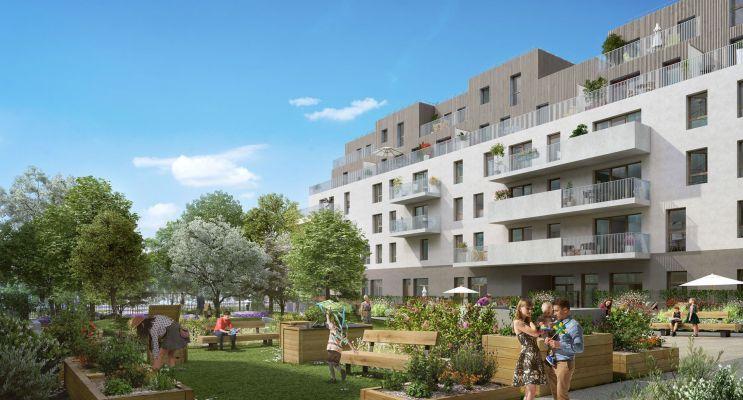 Meudon programme immobilier neuf « Quintessence » en Loi Pinel