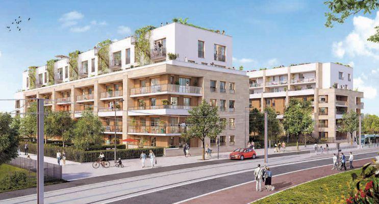 Immobilier neuf meudon 225 appartement s et maison s for Appartement et maison meudon