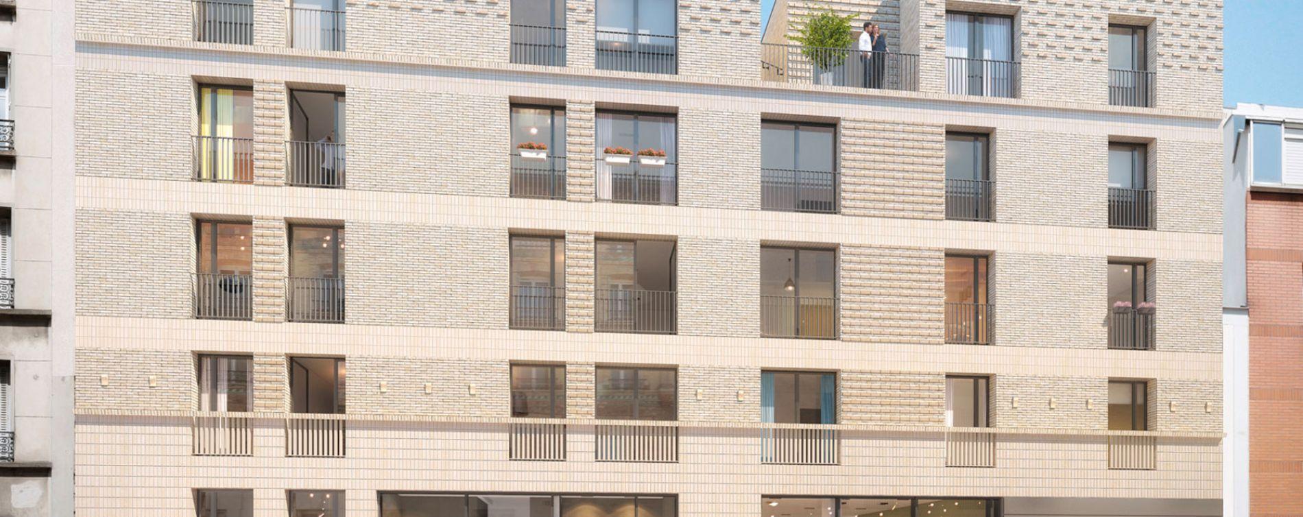 Montrouge : programme immobilier neuve « Cityzen » (2)