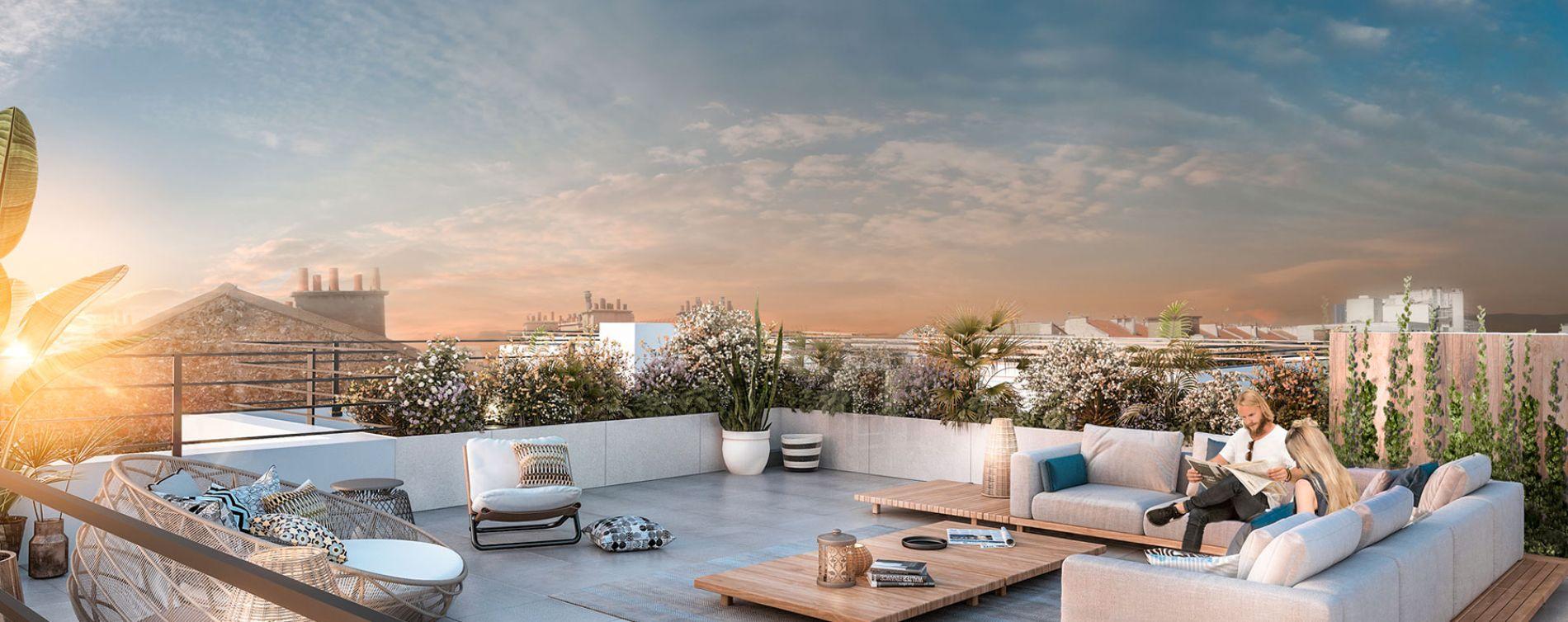 Montrouge : programme immobilier neuve « Cityzen » (4)
