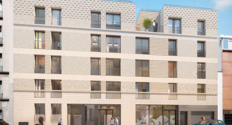 Résidence « Cityzen » programme immobilier neuf en Loi Pinel à Montrouge n°2