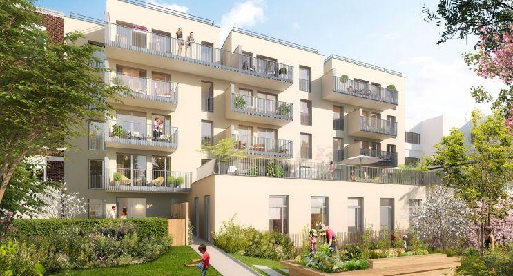 Résidence « Cityzen » programme immobilier neuf en Loi Pinel à Montrouge n°3