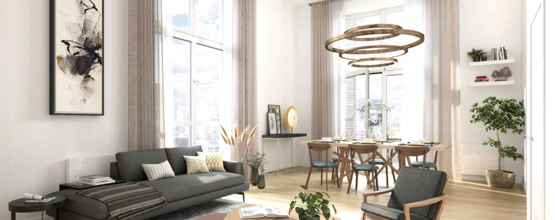 Nanterre : programme immobilier neuve « Allée du Colonel Fabien » en Loi Pinel (3)