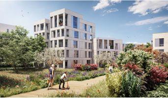 Nanterre : programme immobilier neuf « Allée du Colonel Fabien » en Loi Pinel