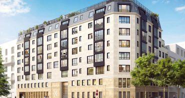 Neuilly-sur-Seine : programme immobilier neuf « Le Carré des Lumières » en Nue Propriété