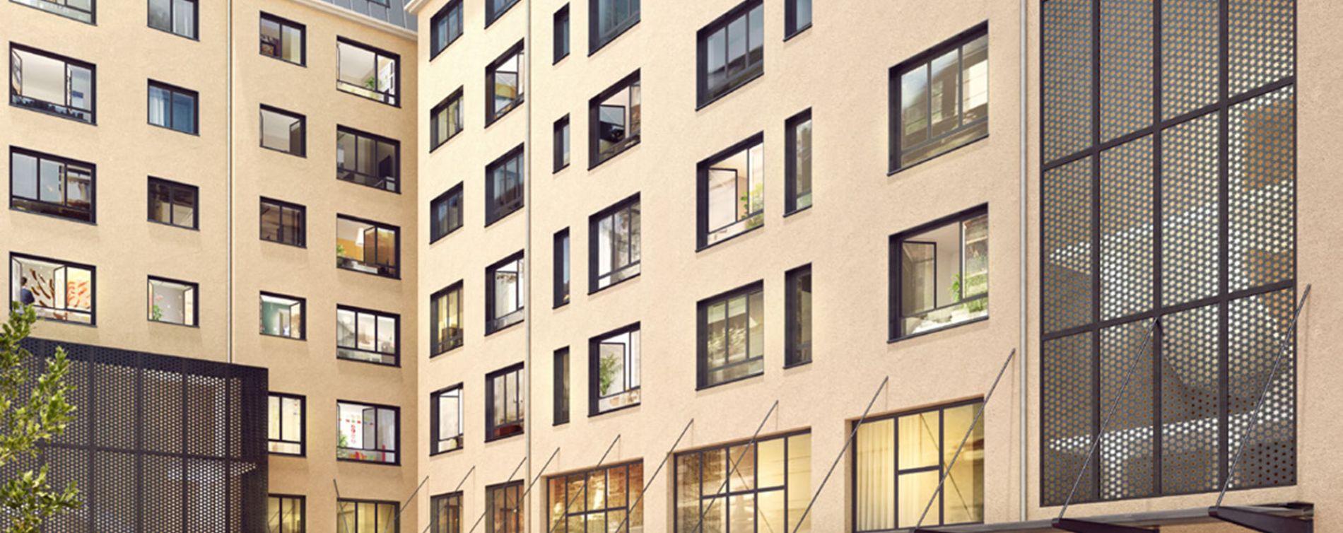 Neuilly-sur-Seine : programme immobilier neuve « Le Carré des Lumières » en Nue Propriété (2)