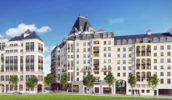 Résidence « L'Orangerie » programme immobilier neuf en Loi Pinel à Puteaux n°2