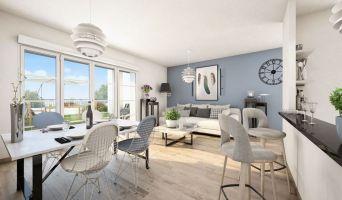 Résidence « L'Orangerie » programme immobilier neuf en Loi Pinel à Puteaux n°3