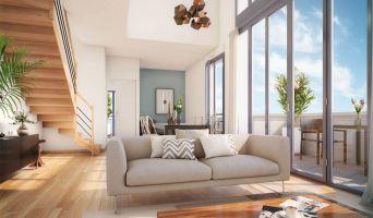Photo n°5 du Résidence « Sublime » programme immobilier neuf en Loi Pinel à Puteaux