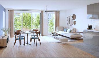 Photo n°3 du Résidence « 6 Rue Paul Heroult » programme immobilier neuf en Loi Pinel à Rueil-Malmaison