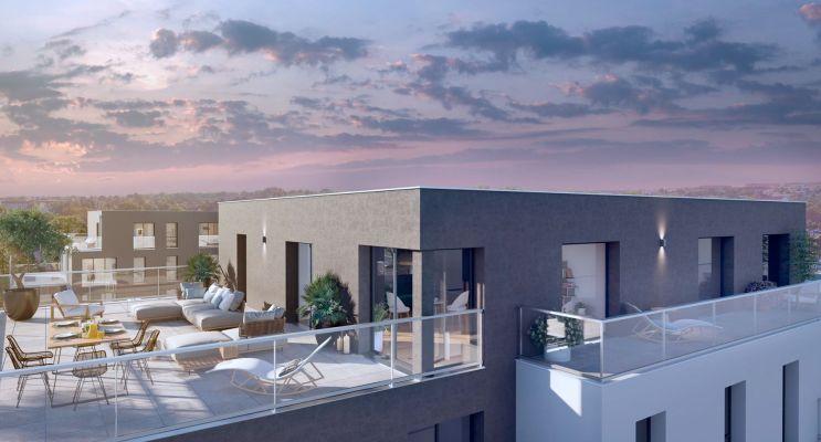 Photo du Résidence « 6 rue Paul Heroult » programme immobilier neuf en Loi Pinel à Rueil-Malmaison