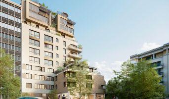 Photo du Résidence « Connexion » programme immobilier neuf en Loi Pinel à Rueil-Malmaison