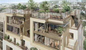 Photo n°2 du Résidence « Connexion » programme immobilier neuf en Loi Pinel à Rueil-Malmaison