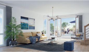 Photo n°3 du Résidence « Connexion » programme immobilier neuf en Loi Pinel à Rueil-Malmaison