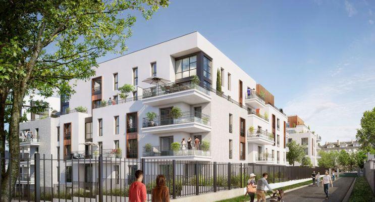 Résidence « Domaine Richelieu Tr2 » programme immobilier neuf en Loi Pinel à Rueil-Malmaison n°1