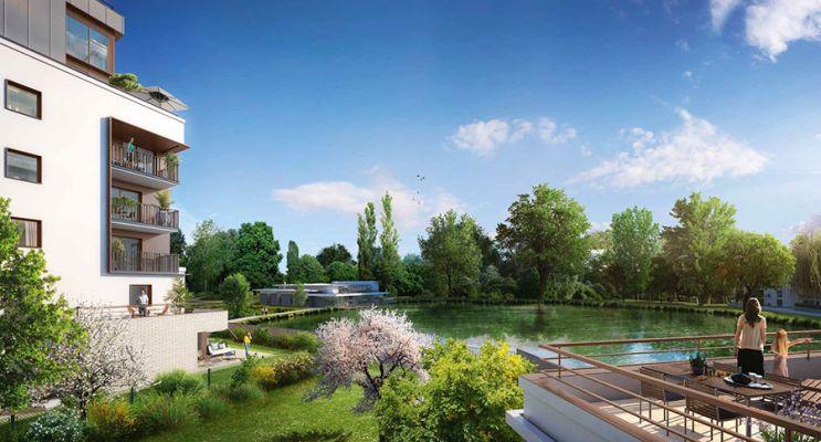 Résidence « Domaine Richelieu Tr2 » programme immobilier neuf en Loi Pinel à Rueil-Malmaison n°4