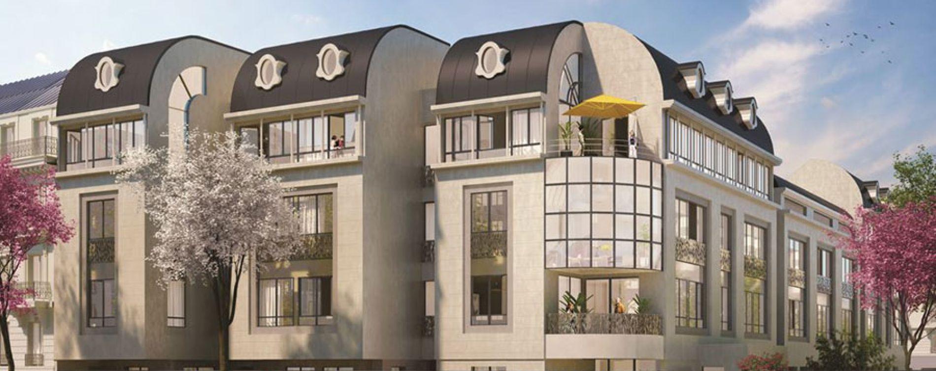 Résidence Gemme à Rueil-Malmaison