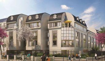 Photo du Résidence « Gemme » programme immobilier neuf en Loi Pinel à Rueil-Malmaison