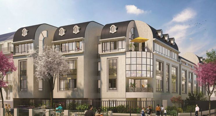 Immobilier neuf rueil malmaison 328 appartement s et for Appartement atypique rueil malmaison