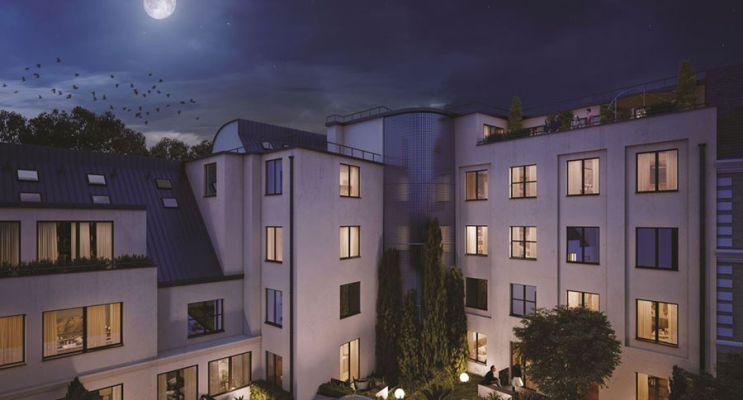 Résidence « Gemme » programme immobilier à rénover en Loi Pinel ancien à Rueil-Malmaison n°2