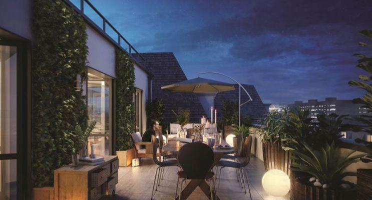 Résidence « Gemme » programme immobilier à rénover en Loi Pinel ancien à Rueil-Malmaison n°3