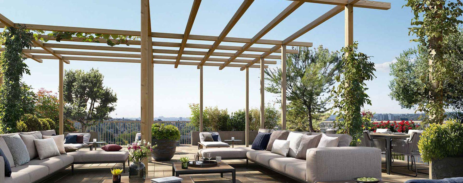 Résidence High Garden à Rueil-Malmaison