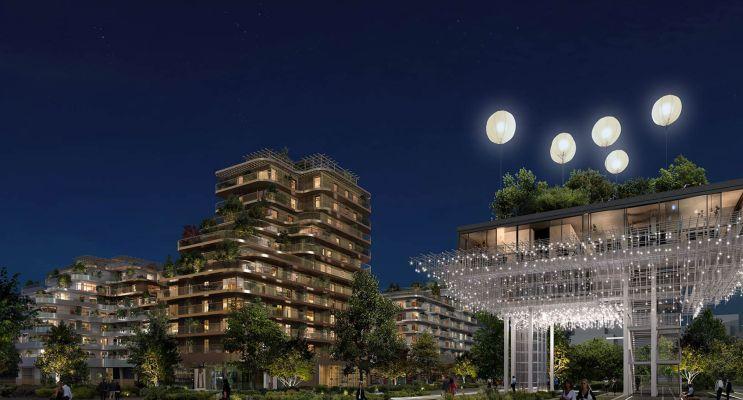 Rueil-Malmaison programme immobilier neuf « High Garden