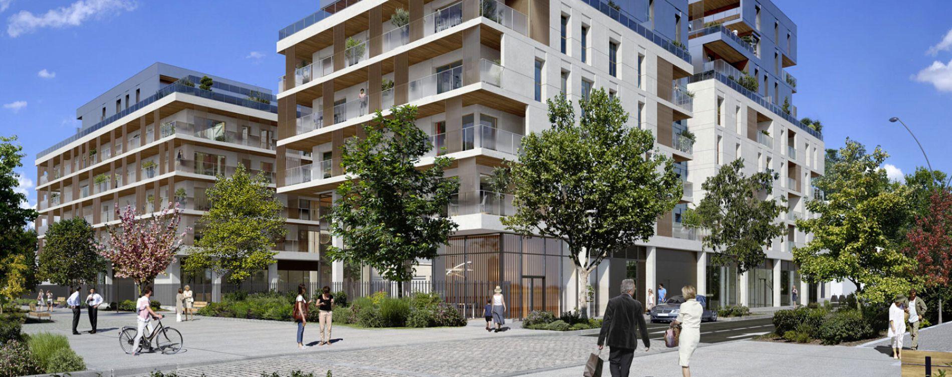 Rueil-Malmaison : programme immobilier neuve « Programme immobilier n°218735 »
