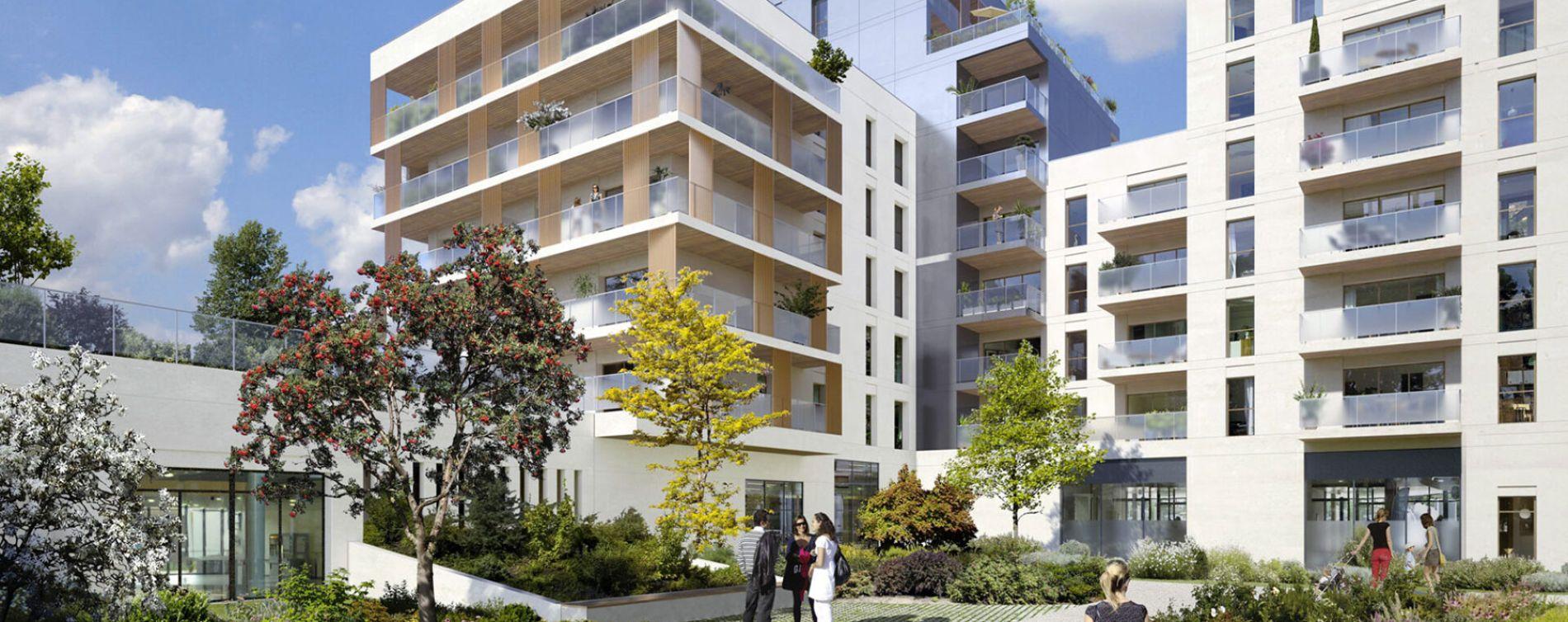 Rueil-Malmaison : programme immobilier neuve « Programme immobilier n°218735 » (2)