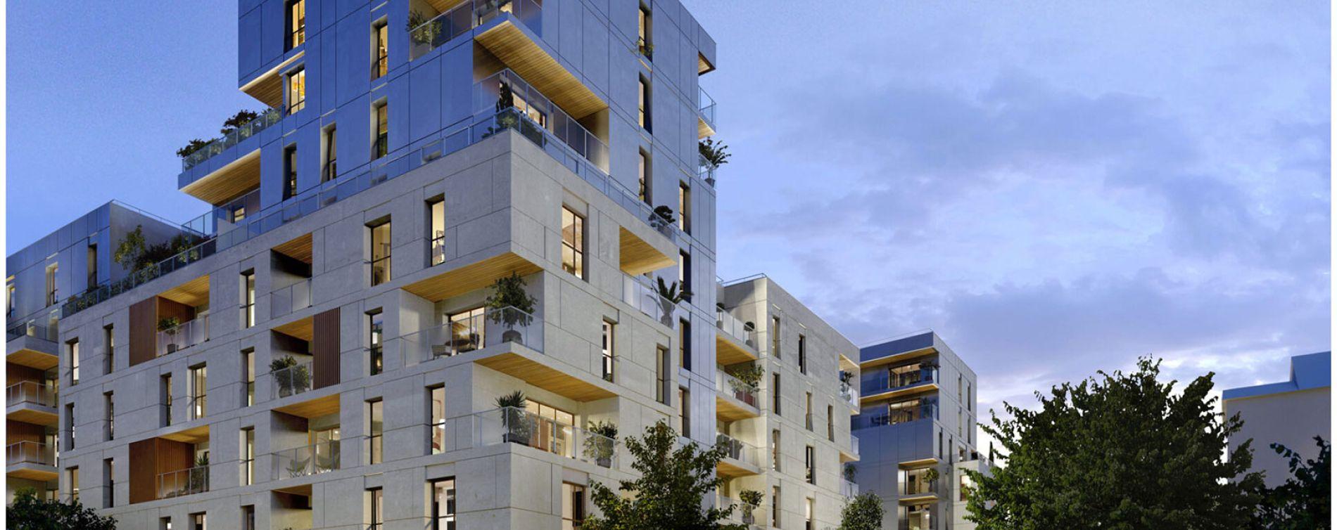 Rueil-Malmaison : programme immobilier neuve « Programme immobilier n°218735 » (3)
