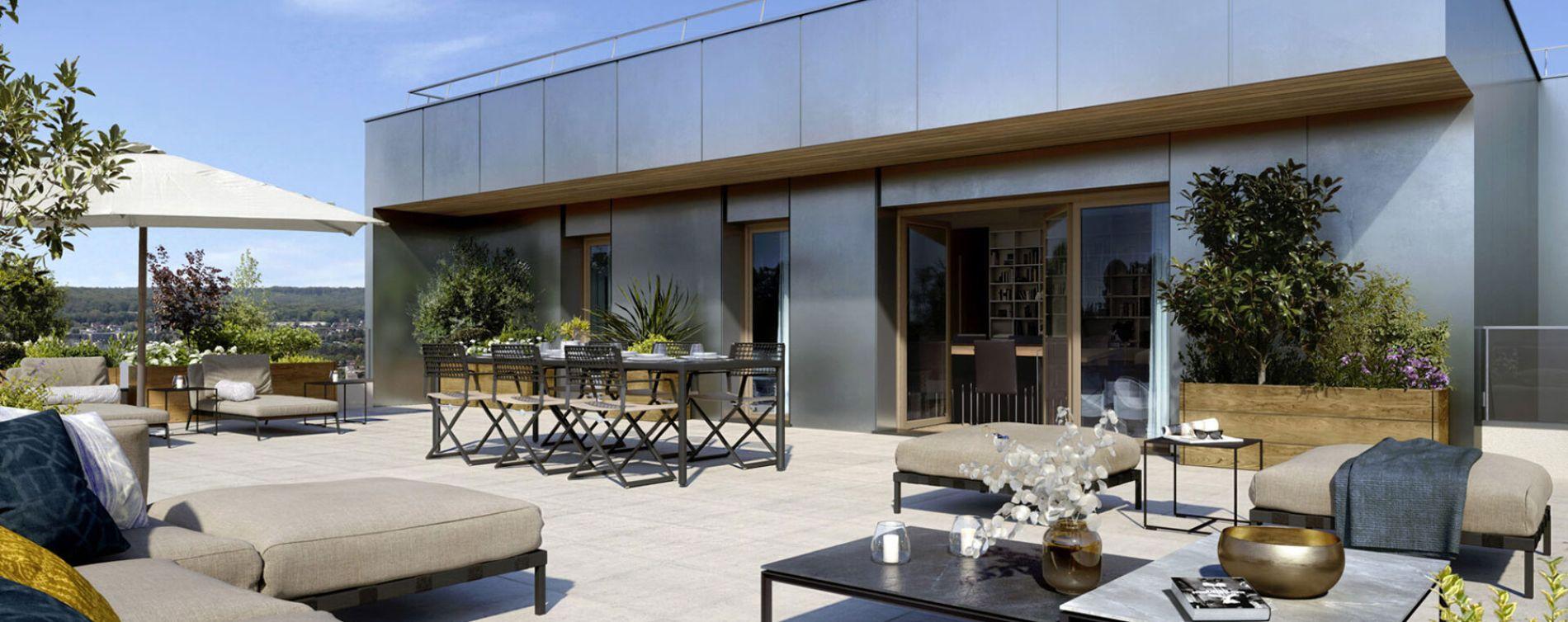 Rueil-Malmaison : programme immobilier neuve « Programme immobilier n°218735 » (4)