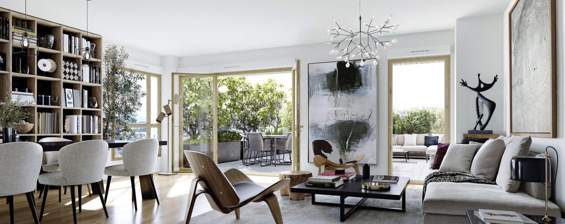 Rueil-Malmaison : programme immobilier neuve « Programme immobilier n°218735 » (5)