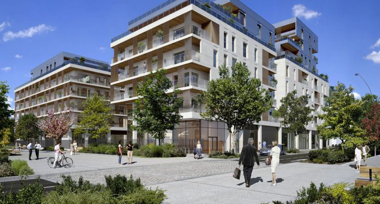 Photo du Résidence «  n°218735 » programme immobilier neuf en Loi Pinel à Rueil-Malmaison