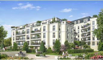 Rueil-Malmaison programme immobilier neuve « L'Impériale »