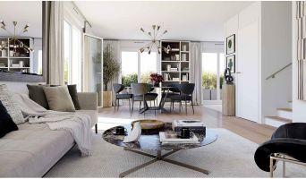 Rueil-Malmaison programme immobilier neuve « L'Impériale »  (4)