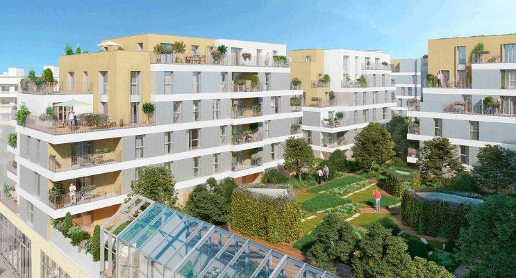 Photo n°2 du Programme immobilier n°214915