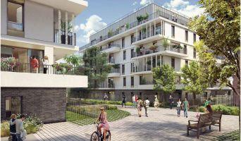 Photo n°3 du Résidence « Ô Domaine - Bâtiment 2 » programme immobilier neuf en Loi Pinel à Rueil-Malmaison
