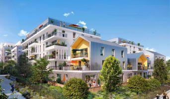 Photo n°4 du Résidence « Ô Domaine - Bâtiment 2 » programme immobilier neuf en Loi Pinel à Rueil-Malmaison