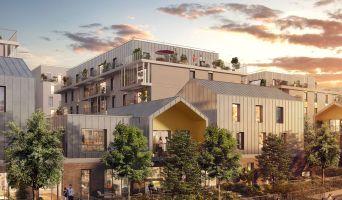Photo du Résidence « Ô Domaine - Tranche 2 » programme immobilier neuf en Loi Pinel à Rueil-Malmaison