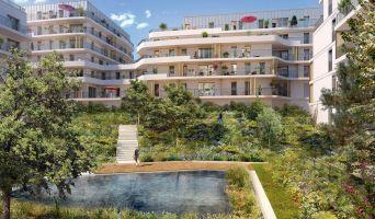 Photo du Résidence « Ô Domaine - Tranche 3 » programme immobilier neuf en Loi Pinel à Rueil-Malmaison
