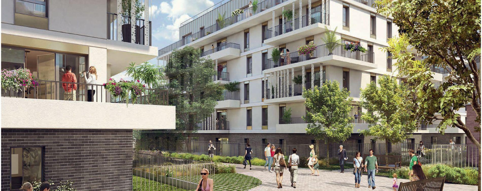 Rueil-Malmaison : programme immobilier neuve « Ô Domaine » en Loi Pinel (4)